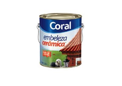 Tinta para telha ceramica