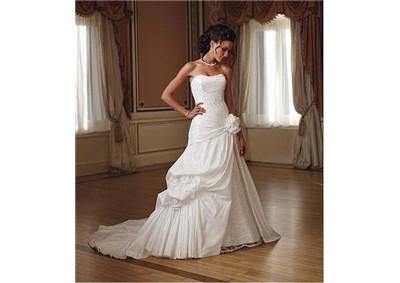 Vestido de noiva simples em fortaleza